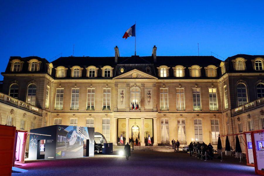Lancement à l'Elysée de la«Grande exposition du Fabriqué en France».