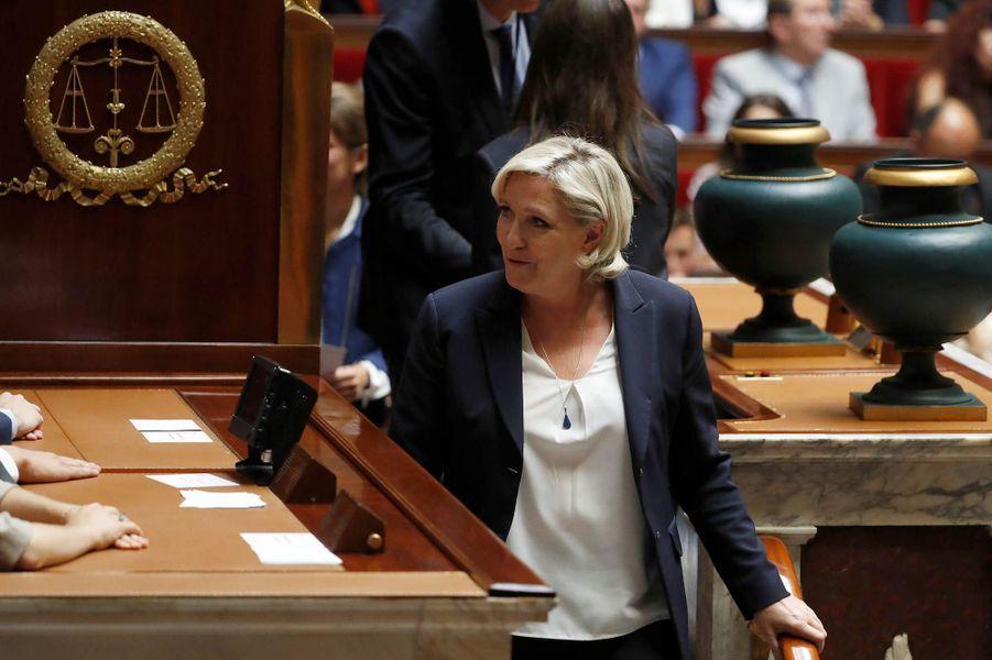 Marine Le Pen (Front national)