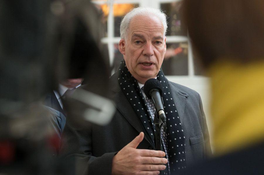 Alain Griset, ministre délégué auprès du ministre de l'Economie, des finances et de la relance, aux petites et moyennes entreprises.