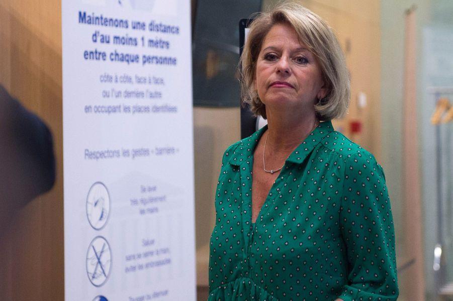 Brigitte Bourguignon, ministre déléguée en charge de l'Autonomie.