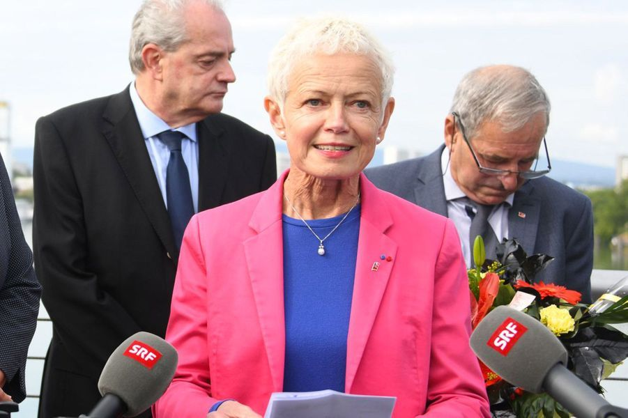 Brigitte Klinkert, ministre deleguée en charge de l'Insertion.