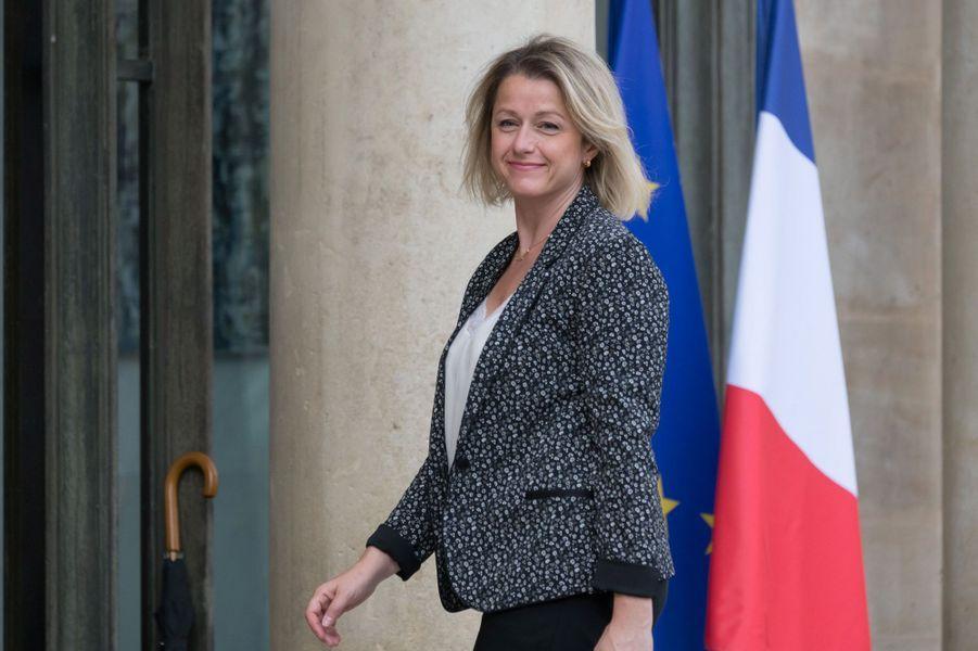Barbara Pompili,ministre de la Transition écologique.