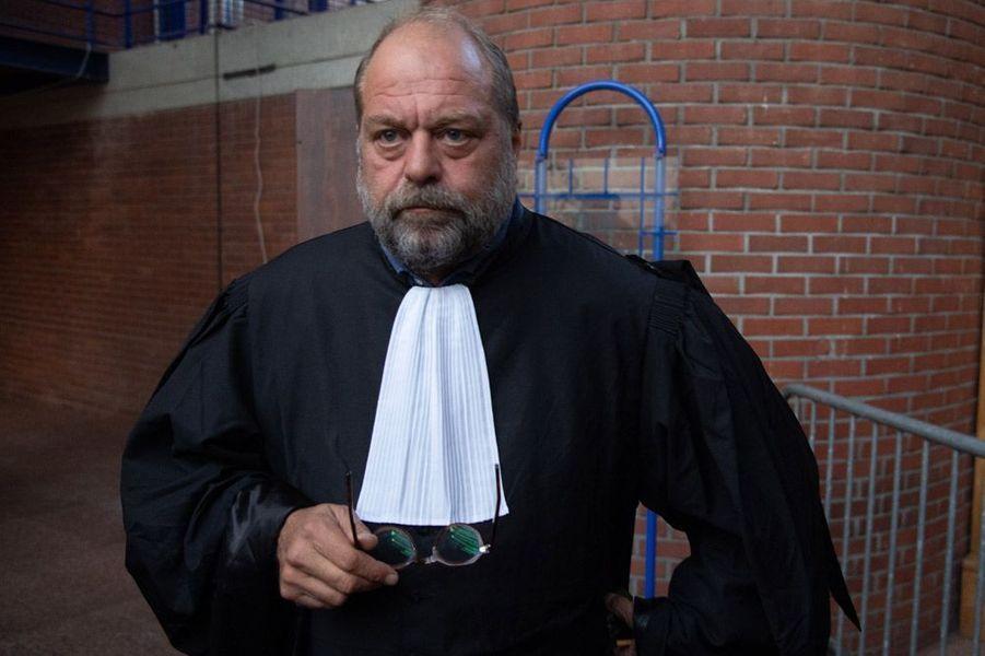 Eric Dupond-Moretti, ministre de la Justice