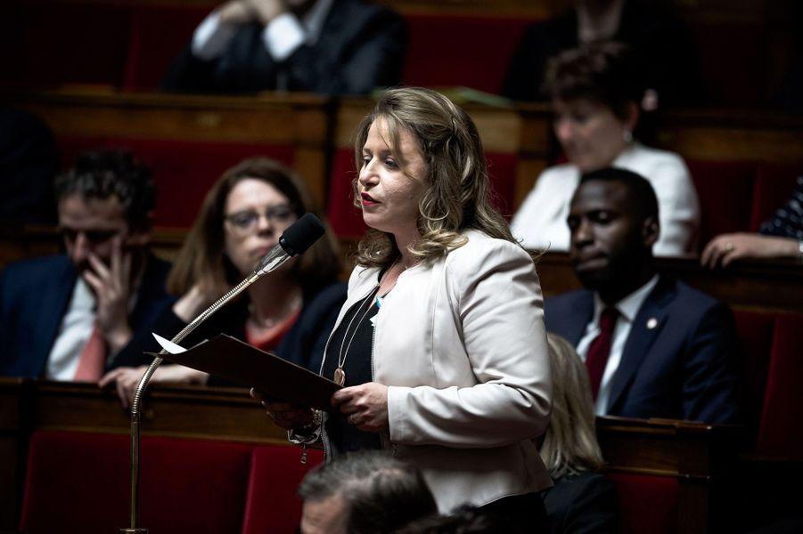 Nadia Hai, ministre déléguéeen charge de la Ville.