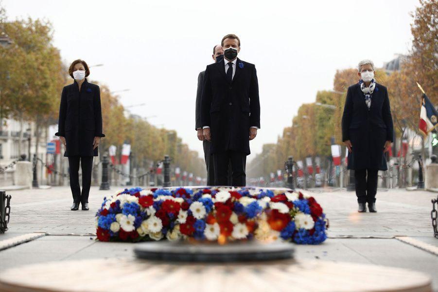 Cette année marquele centenaire de l'inhumation du Soldat inconnu.