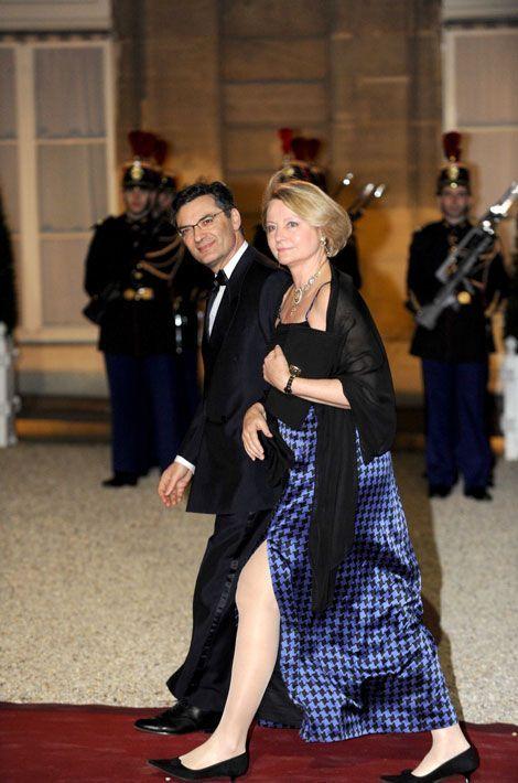 L'ancien ministre et député UMP Patrick Devedjian emploie à l'Assemblée nationale son épouse Sophie.