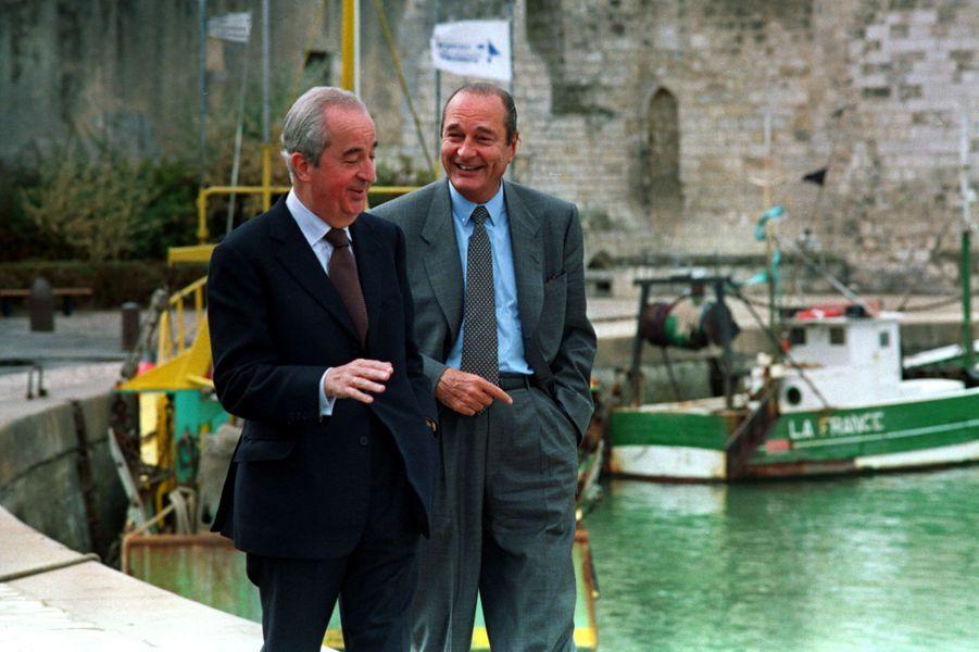 Septembre 1993 à La Rochelle, une mise en scène politique