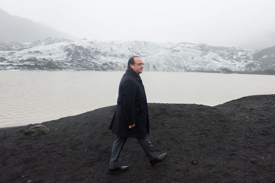 Hollande et Royal, un glacier pour l'exemple