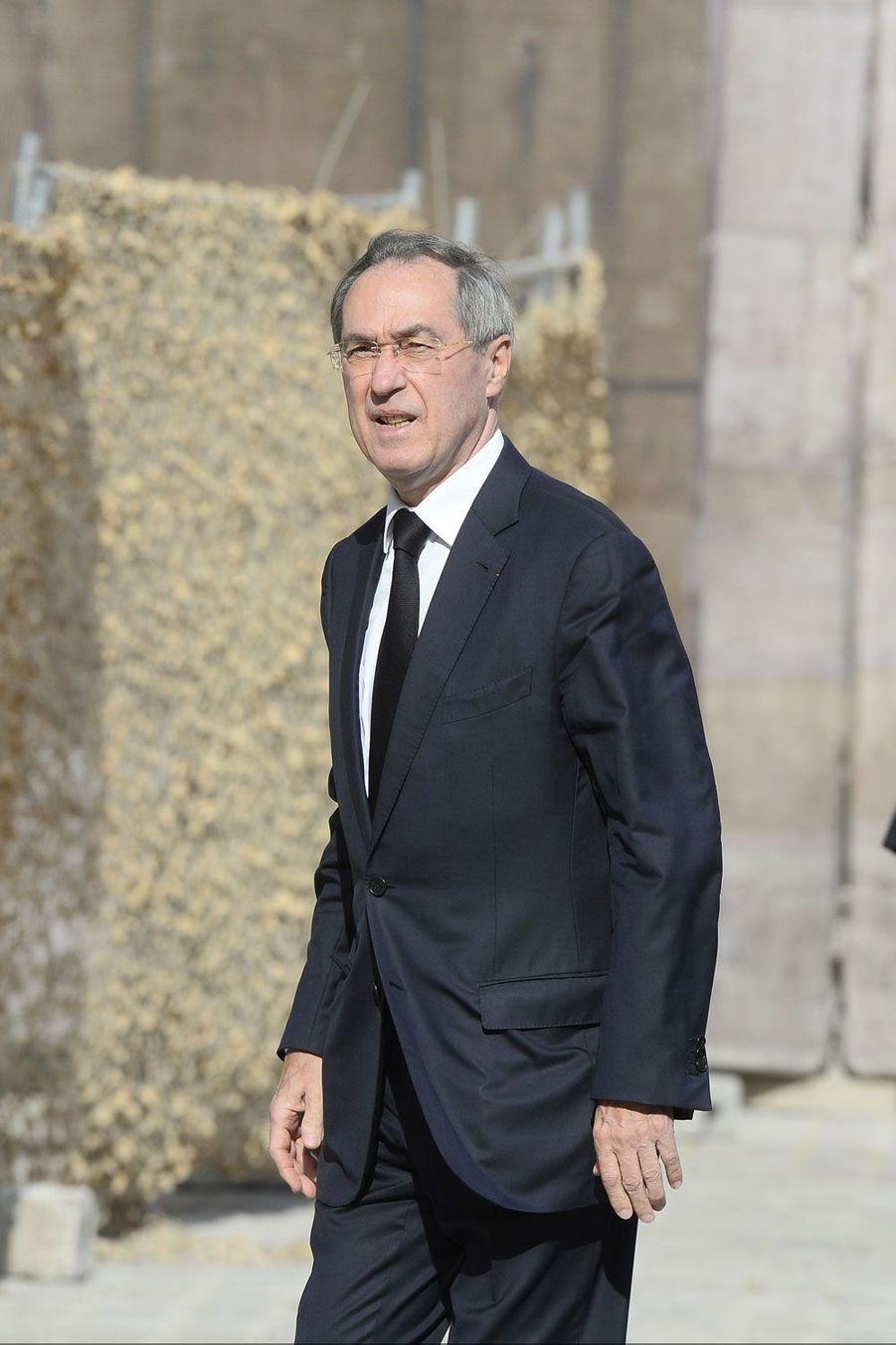 L'ancien ministre de l'Intérieur, Claude Guéant