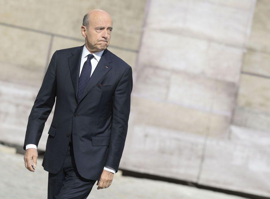 L'ex-Premier ministre Alain Juppé