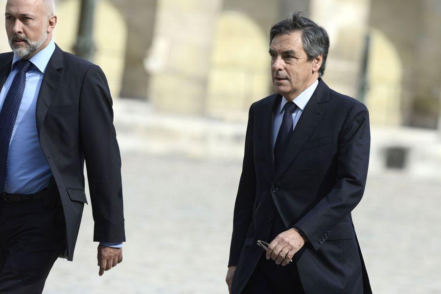 L'ex-Premier ministre François Fillon