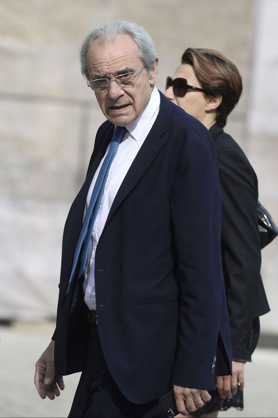 Le député Bernard Debré