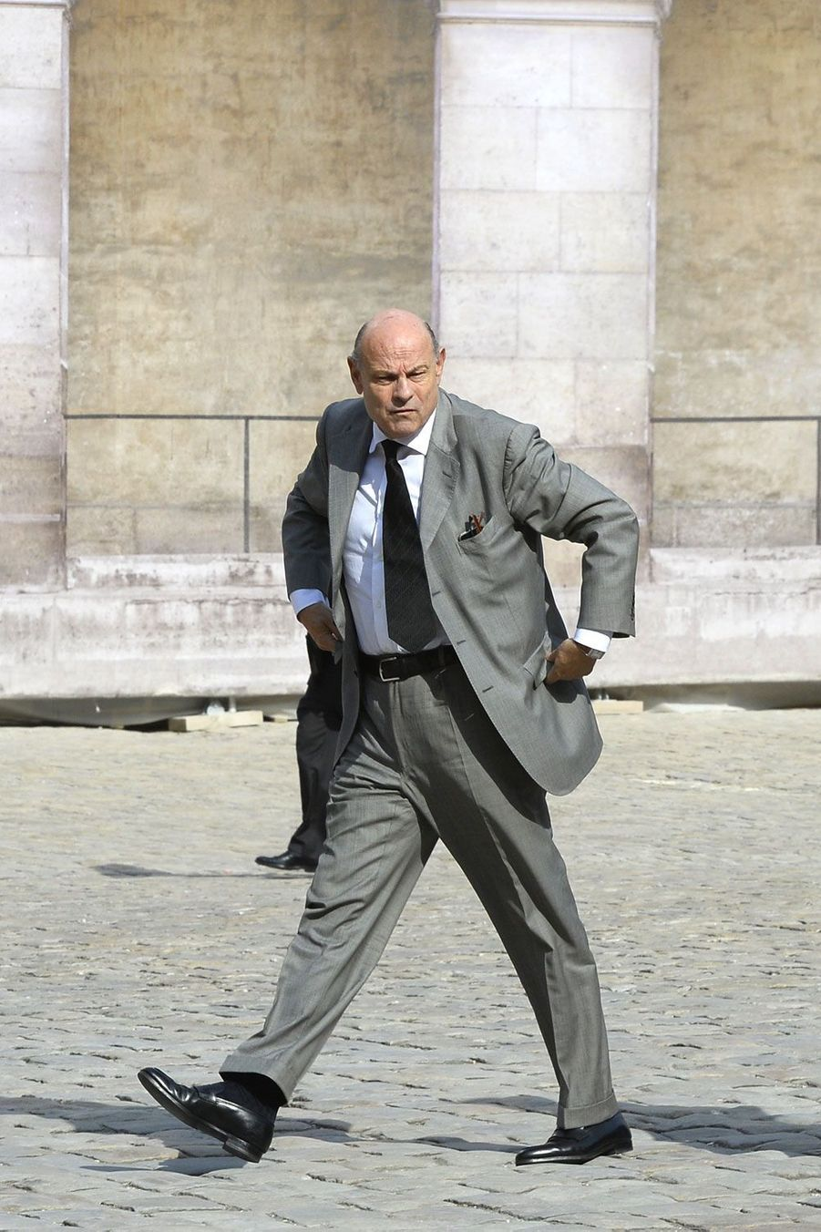 Le secrétaire d'Etat socialiste Jean-Marie Le Guen