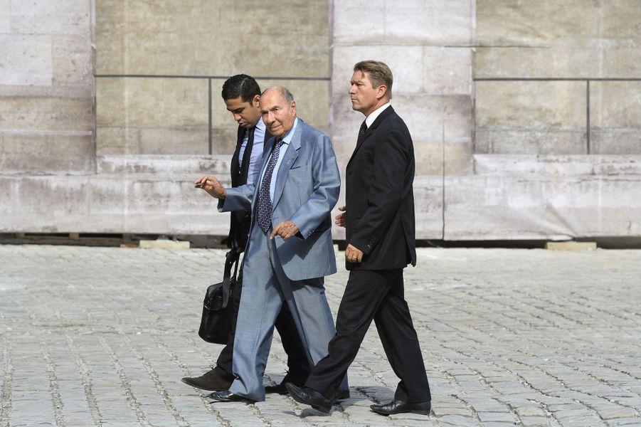 Le sénateur Serge Dassault