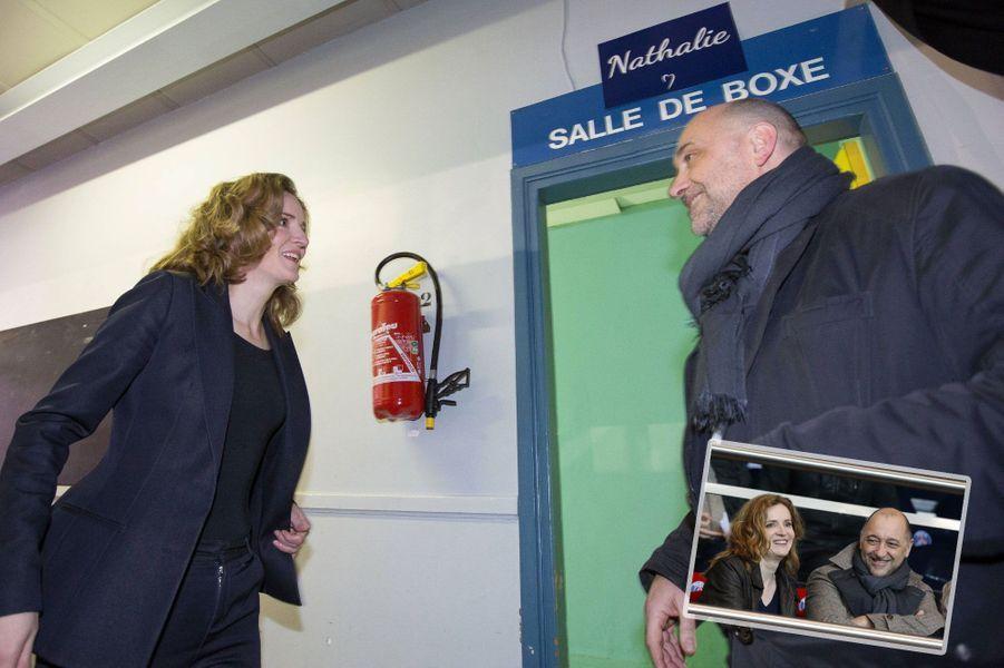 Nathalie Kosciusko-Morizet et Jean-Pierre Philippe:L'élue parisienne a rencontré son mari Jean-Pierre en 1997. Il a fait de la politique, à gauche, avant d'opter pour le secteur privé. Il a démissionné de son poste chez EADS lorsqu'elle a rejoint le gouvernement en 2007.
