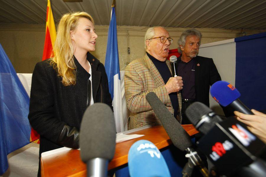 Soirée à Carpentras : le 29 mars, le FN ne l'emporte pas dans le Vaucluse