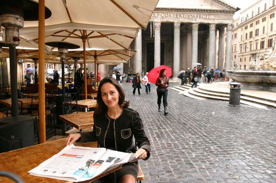 Mars 2006 : déplacement à Rome