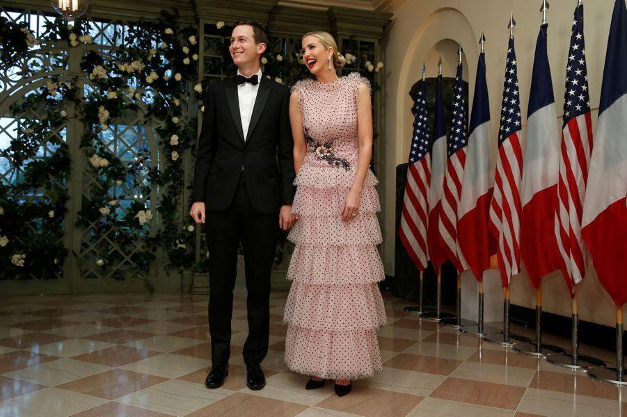 Jared Kushner et Ivanka Trump.