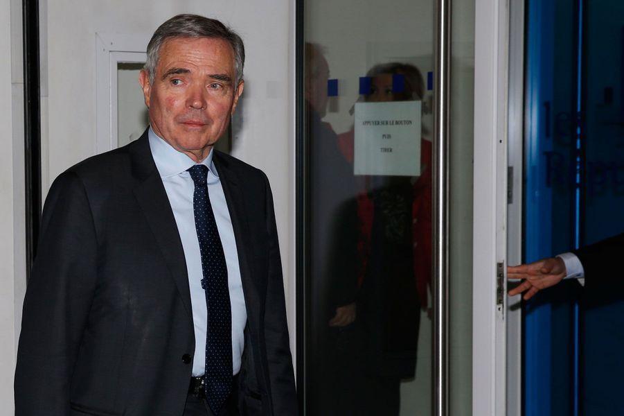 Bernard Accoyer,chargé des relations avec les partis, en binôme avec Jean-Christophe Lagarde.