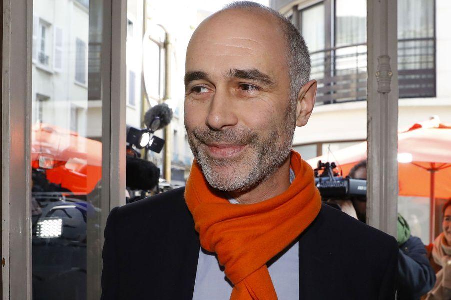 Gilles Boyer devienttrésorier.