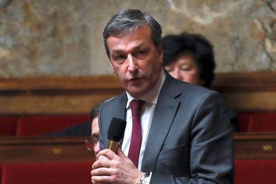 Philippe Vigier estdans l'équipe des porte-paroles.
