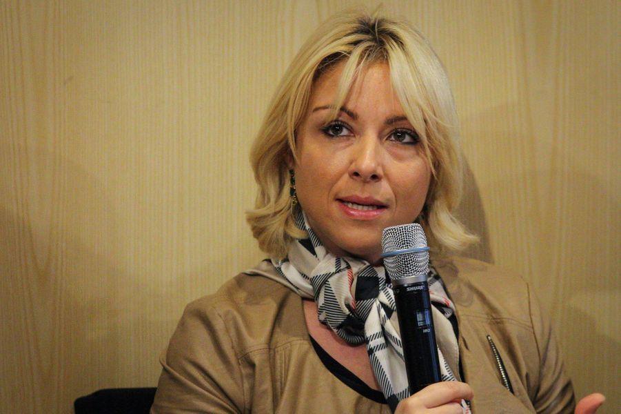 Florence Portelli fait partie de l'équipe des porte-paroles.