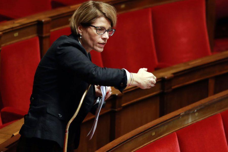 Isabelle Le Callennec devient porte-parole.