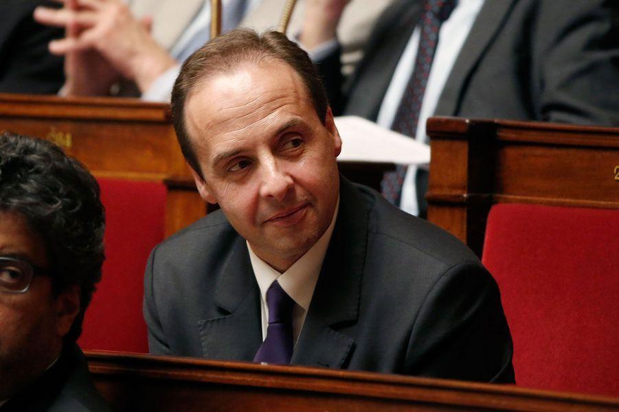 Jean-Christophe Lagarde estchargé des relations avec les partis, en binôme avec Bernard Accoyer.