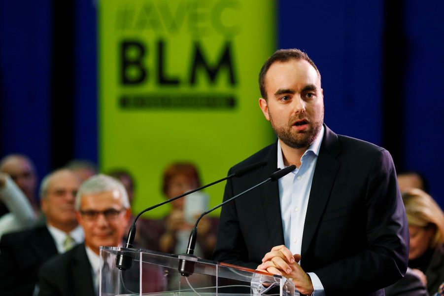 Sébastien Lecornu est directeur de campagne adjoint.