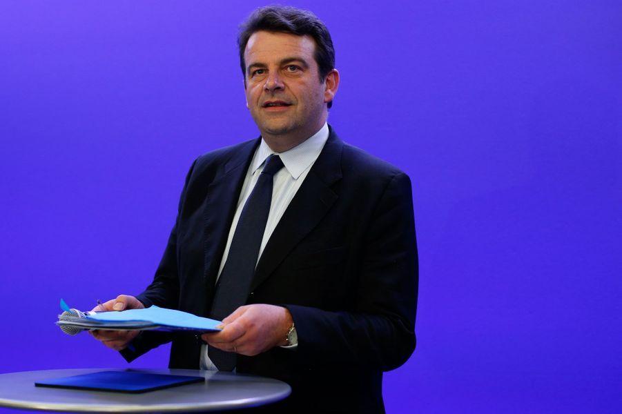 Thierry Solère devient porte-parole.