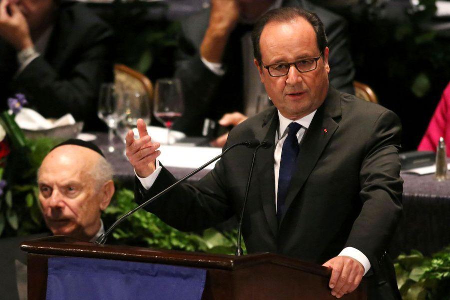 Le discours de Francois Hollande