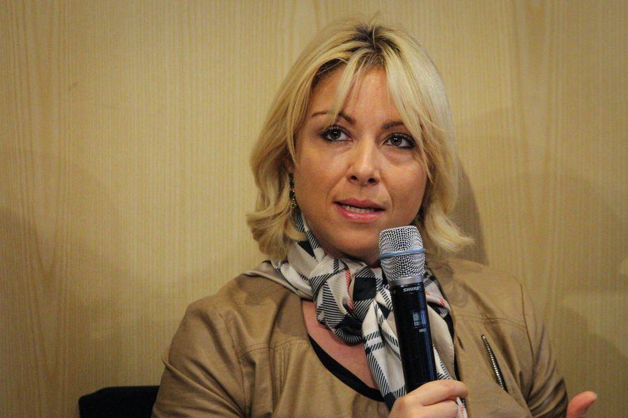Florence Portelli, maire de Taverny