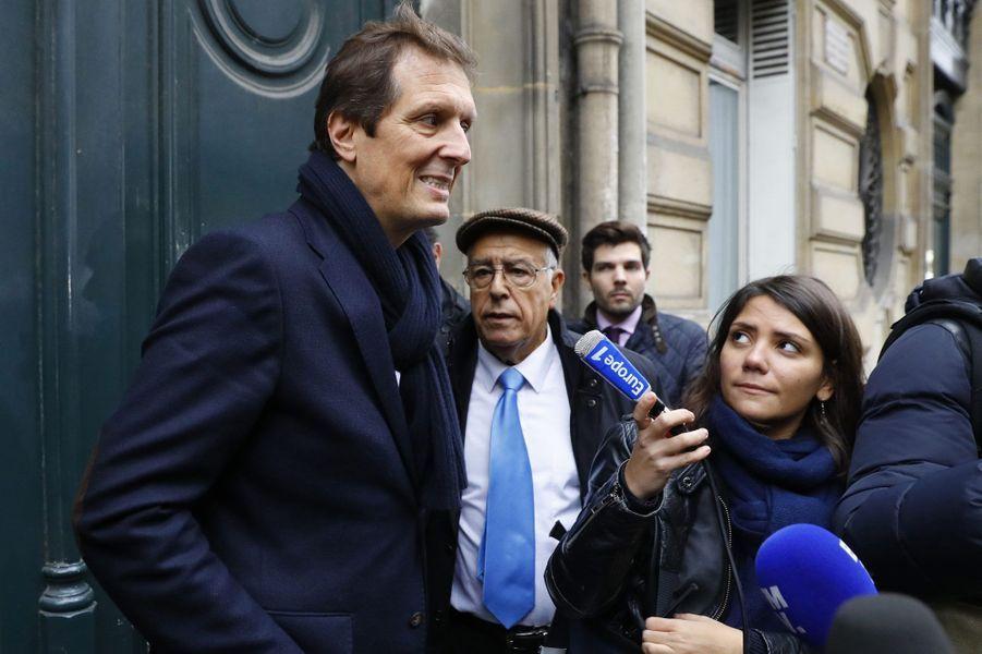 Le député Jérôme Chartier