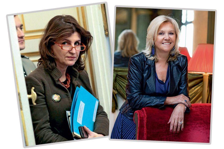 Myriam Lévy et Anne Méaux dirigent la communication du candidat