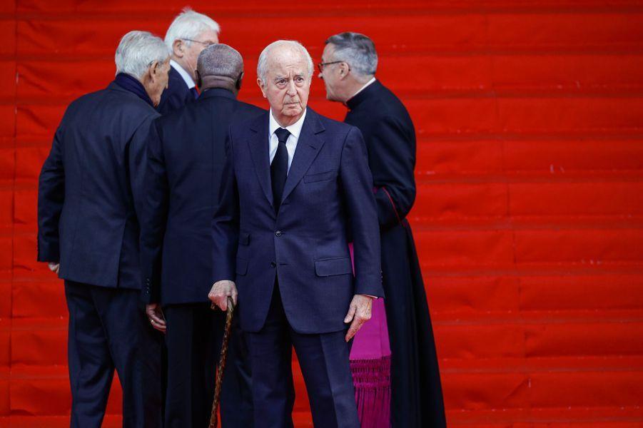 L'ex-Premier ministre Edouard Balladur.