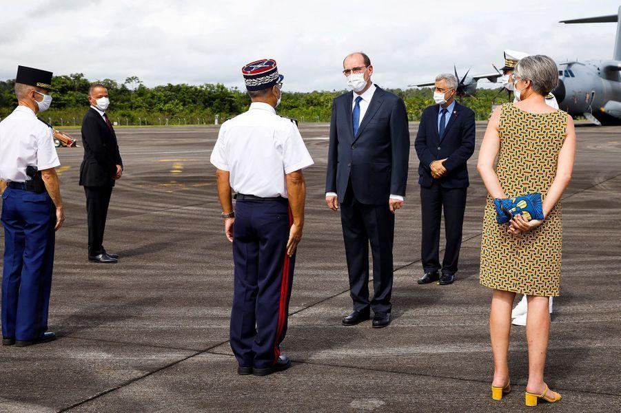 Jean Castex en Guyane dimanche