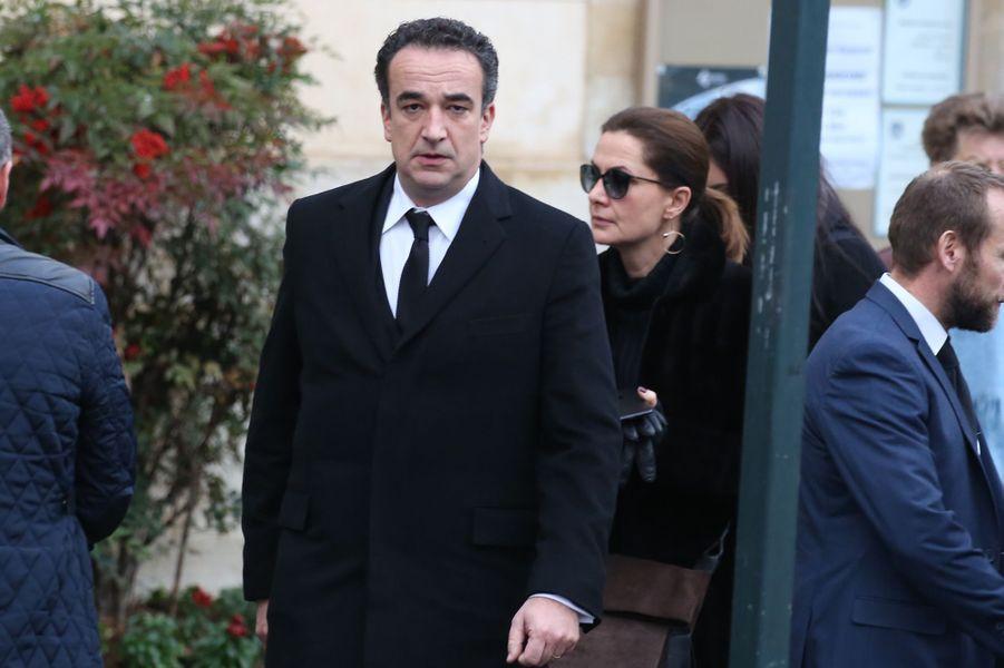 Olivier Sarkozy.