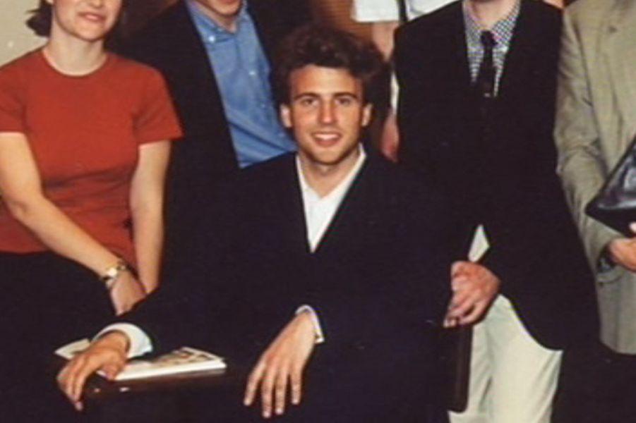 Emmanuel Macron, étudiant à Sciences Po.