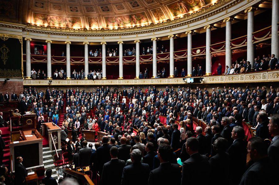 Mardi après-midi, l'Assemblée nationale a rendu hommage à Jacques Chirac, décédé le 26 septembre dernier.
