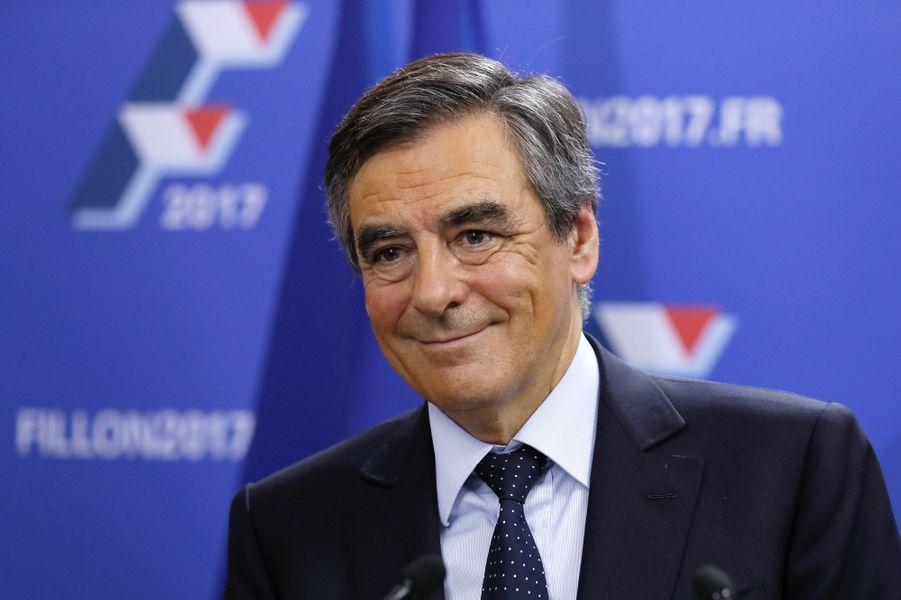 Présenté comme le troisième homme, François Fillon a créé la surprise.