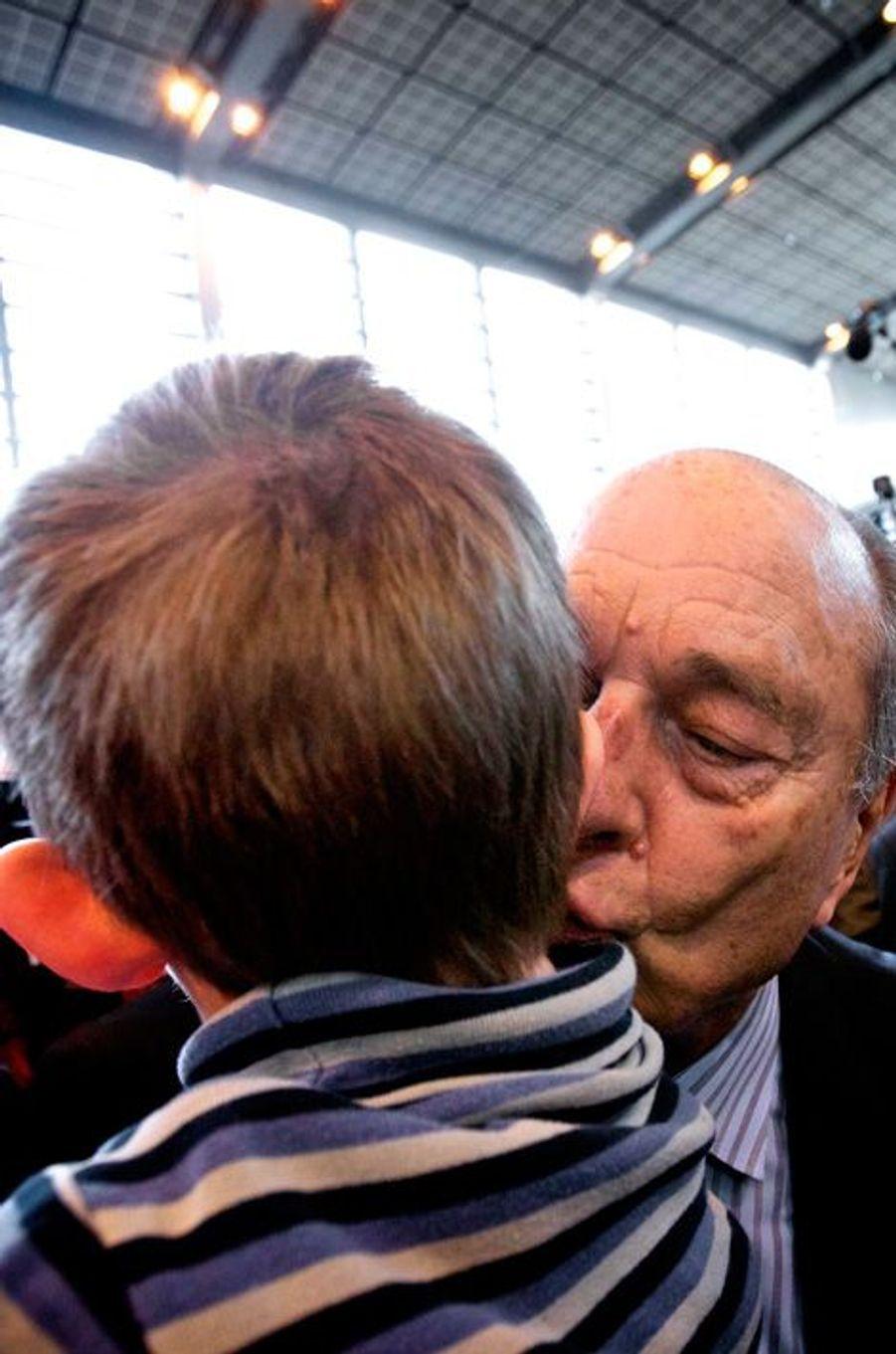 Jacques Chirac, Salon de l'Agriculture en 2010
