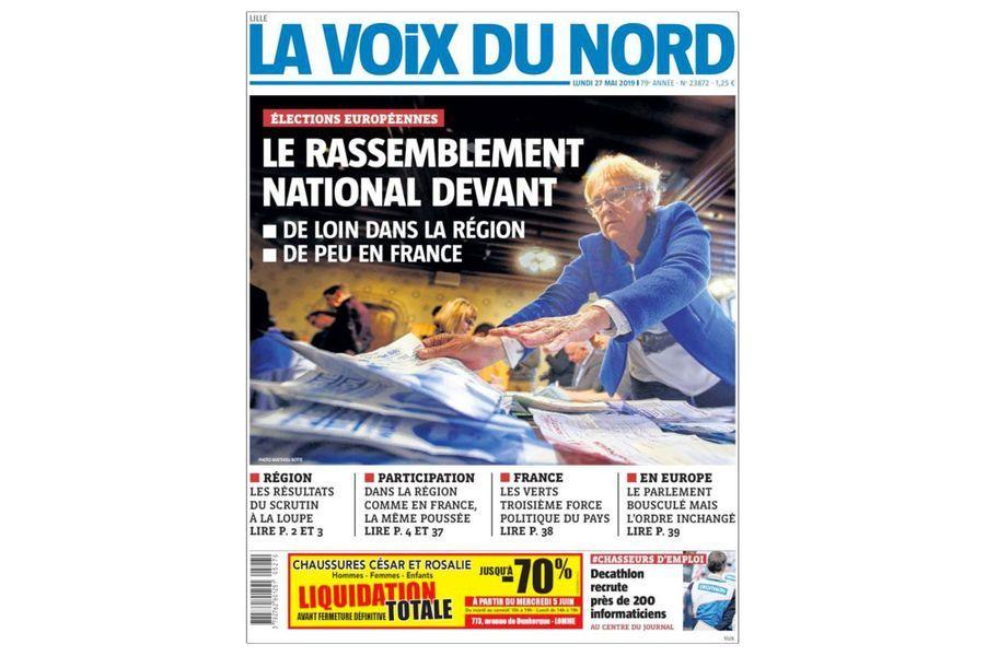 """""""La Voix du Nord"""""""