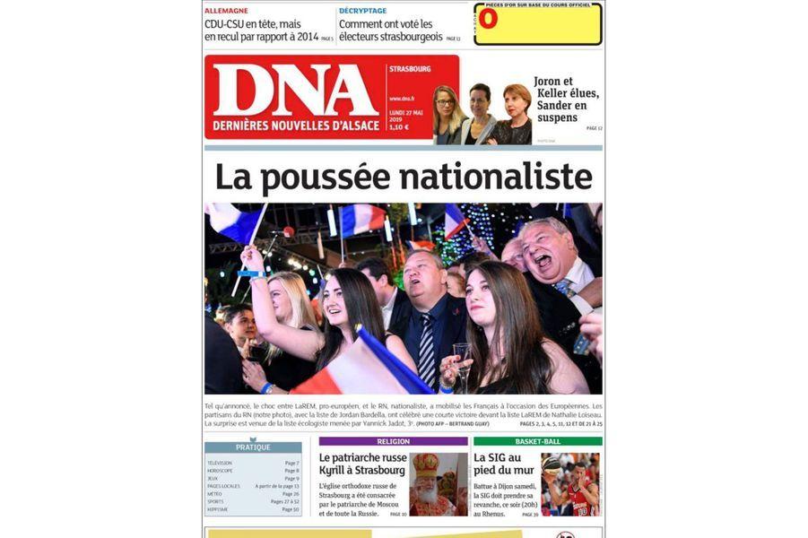 """""""Les Dernières Nouvelles d'Alsace"""""""