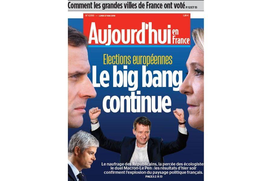 """""""Le Parisien- Aujourd'hui en France"""""""