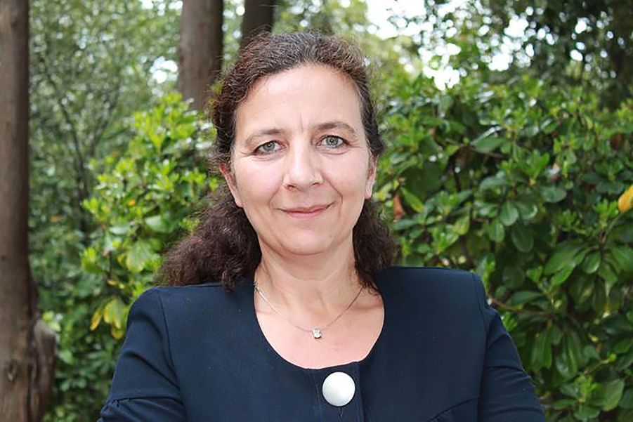 Frédérique Vidal, nommée mercredi ministre de l'Enseignement supérieur, de la Recherche et de l'Innovation.