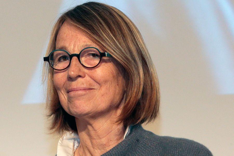 Françoise Nyssen, nommée ministre de la Culture.