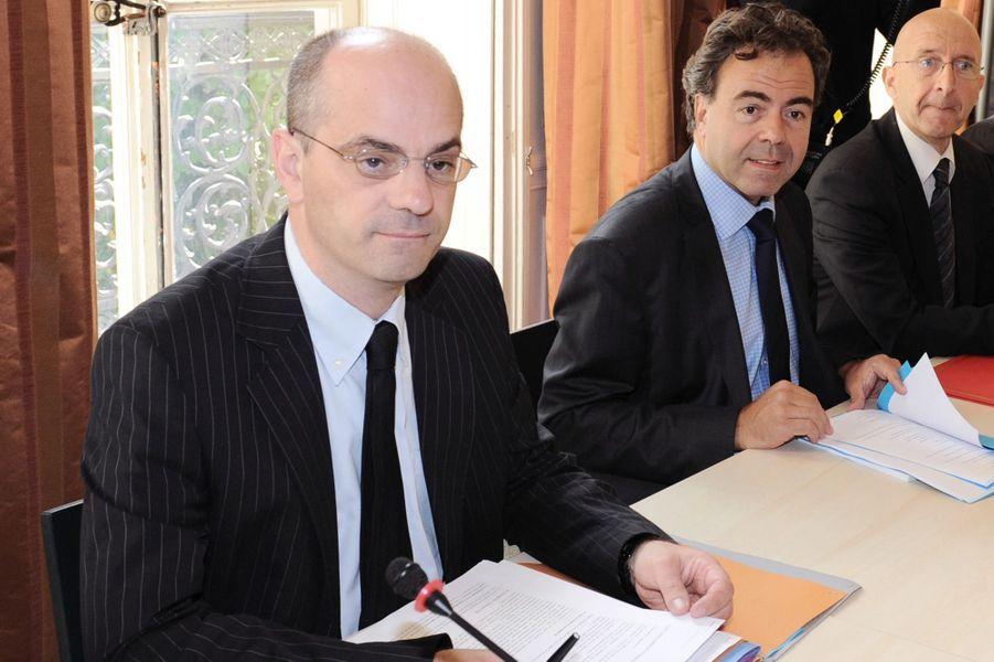 Jean-Michel Blanquer, nommé ministre de l'Education nationale.