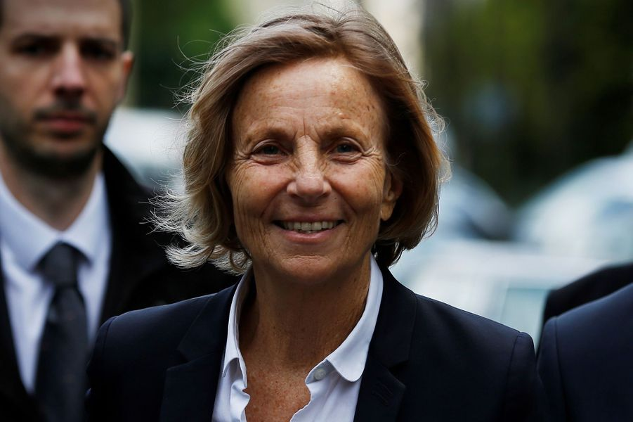 Marielle de Sarnez, nommée ministre des Affaires européennes.