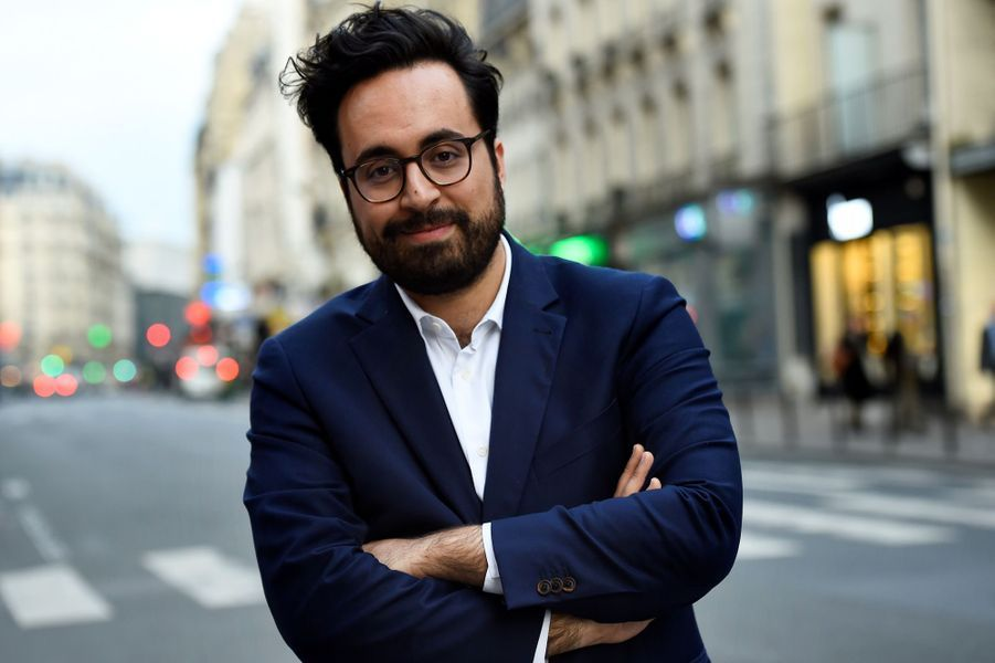 Mounir Mahjoubi, chargé du numérique.