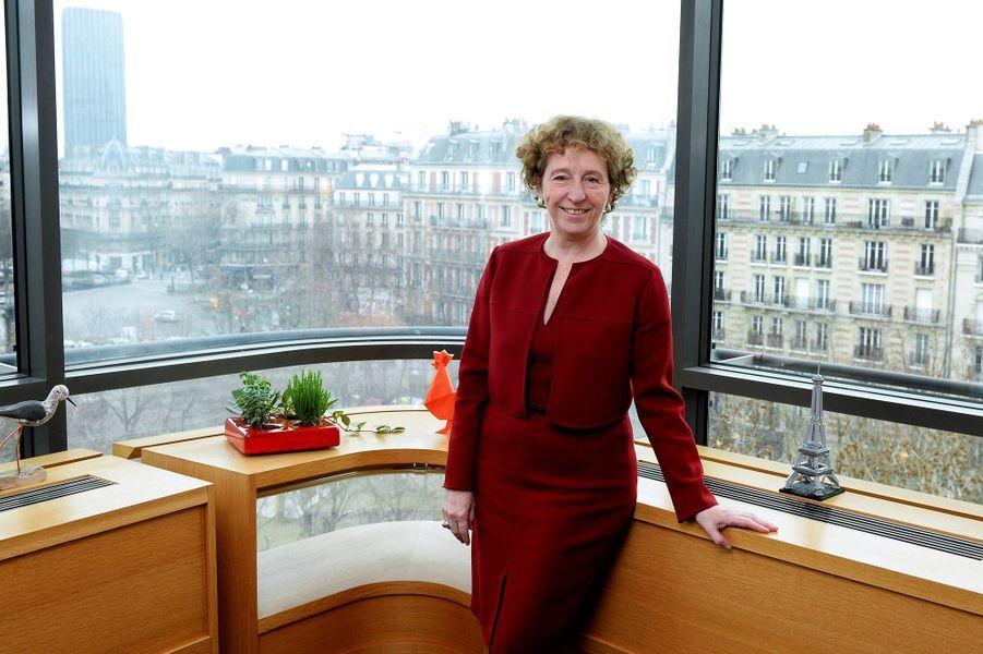 Muriel Penicaud, nommée ministre du Travail.